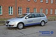 der PKW OV dient unter anderem dem Stab und dem OV als Nachschubfahrzeug und Erkundungswagen