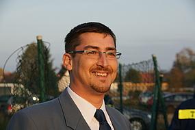 Ortsbeauftragter für Frankfurt (Oder), Mark Langhammer